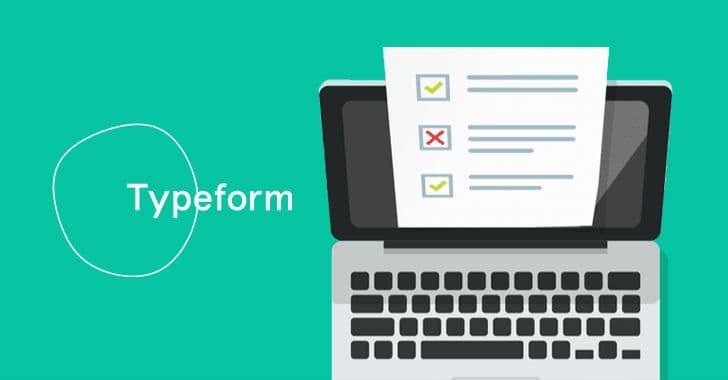 typeform online survey software has been breach recently